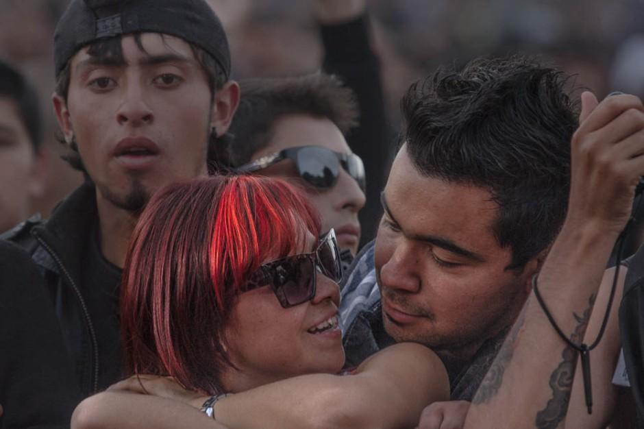©Rafael Sanz Hurtado - Rock al Parque 2014-4